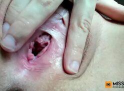 Xxx asmr cerca de delicioso coño caliente